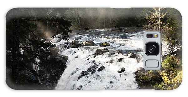 Waterfall Magic Galaxy Case