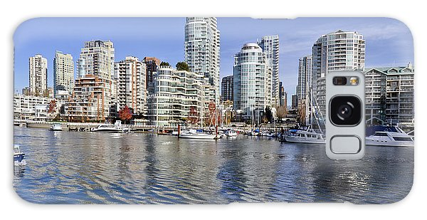 False Creek And Vancouver Galaxy Case
