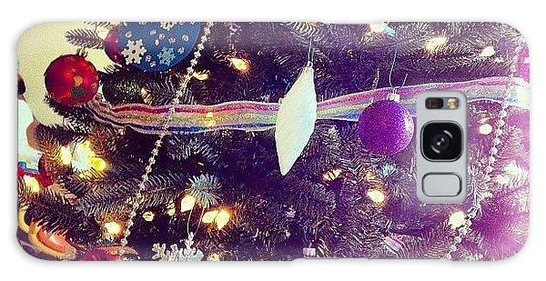 Holiday Galaxy Case - Family Time! #thanksgiving by Melissa Wyatt