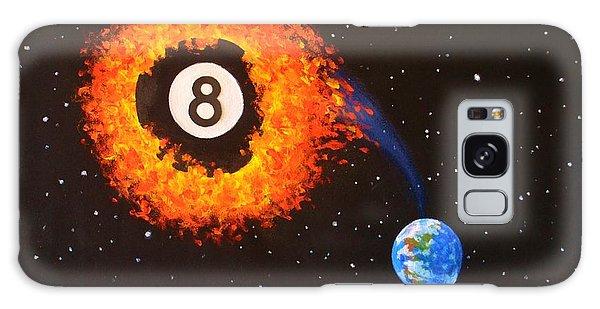 Faming Balls #2... 8 Ball Galaxy Case