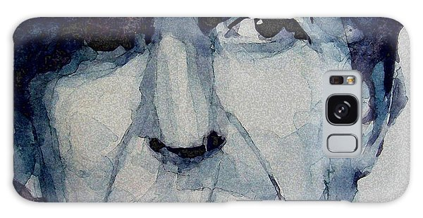 Famous Blue Raincoat Galaxy Case by Paul Lovering