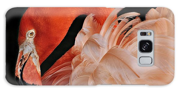 Fancy Feathers Galaxy Case