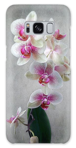 Fancy Orchids Galaxy Case