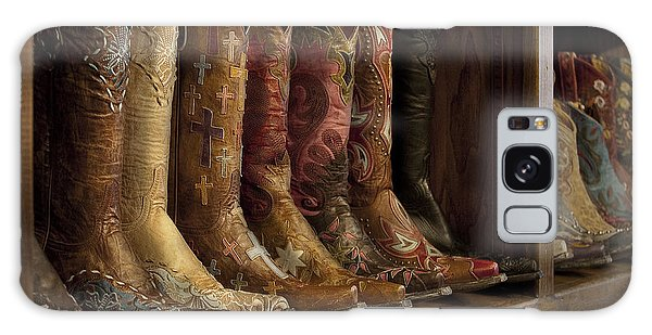 ef660bb82a9 Cowboy Boots Galaxy Cases | Fine Art America