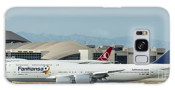 Fanhansa Boeing 747 Airliner Galaxy Case