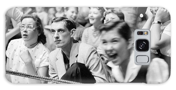 Fans Reacting To Elvis Presley Performing 1956 Galaxy Case