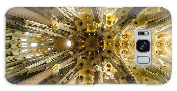 Fantabulous Sagrada Ceiling Galaxy Case