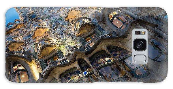 Fantastical Casa Batllo - Antoni Gaudi Barcelona Galaxy Case