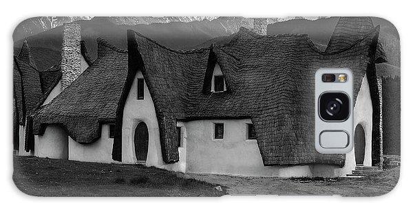 House Galaxy Case - Fantasy Cob Castle From Transylvania by Sebastian Vasiu |