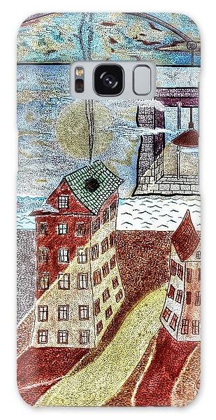 Fantasy Dream Galaxy Case by Yury Bashkin