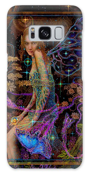 Fantasy Fairy Princess-angel Tarot Card Galaxy Case by Steve Roberts