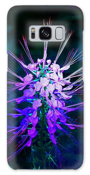 Fantasy Flowers 4 Galaxy Case by Margaret Saheed
