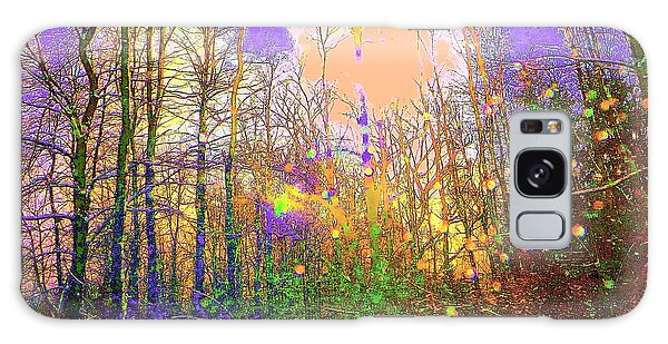 Fantasy Forest Galaxy Case by Jodie Marie Anne Richardson Traugott          aka jm-ART