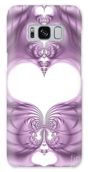 Fantasy Hearts Galaxy Case