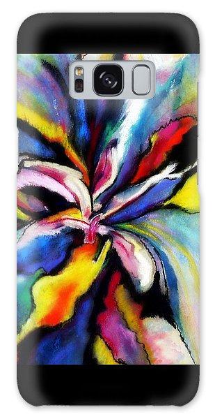 Fantasy Orchid Galaxy Case by Jodie Marie Anne Richardson Traugott          aka jm-ART