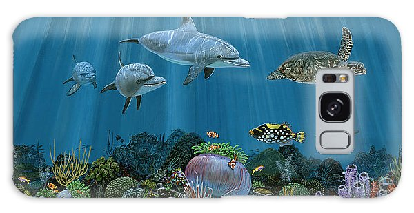 Monterey Galaxy Case - Fantasy Reef Re0020 by Carey Chen