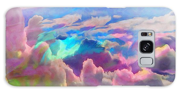 Abstract Fantasy Sky Galaxy Case