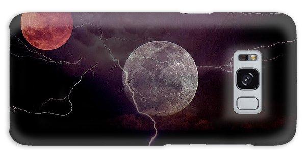 Fantasy Storm Galaxy Case