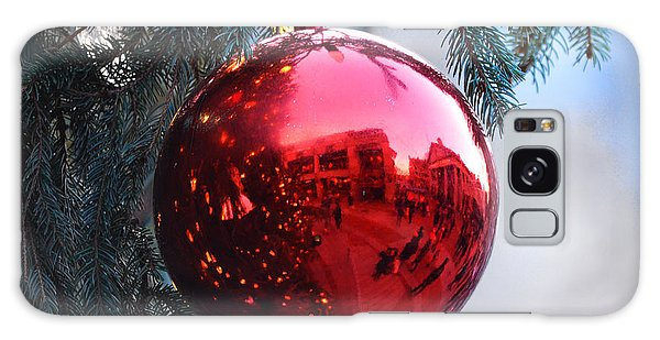 Faneuil Hall Christmas Tree Ornament Galaxy Case