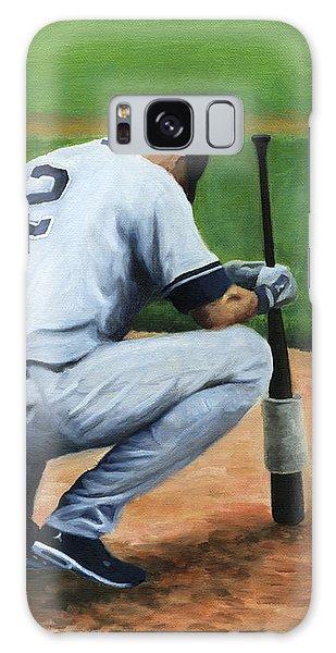 Yankee Stadium Galaxy S8 Case - Farewell Captain by Joe Maracic