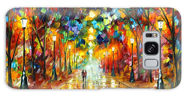 Reflections Galaxy Case - Farewell To Anger by Leonid Afremov