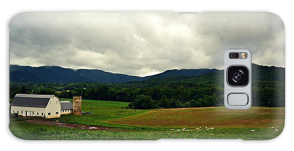 Farm In Swannanoa Nc Galaxy Case