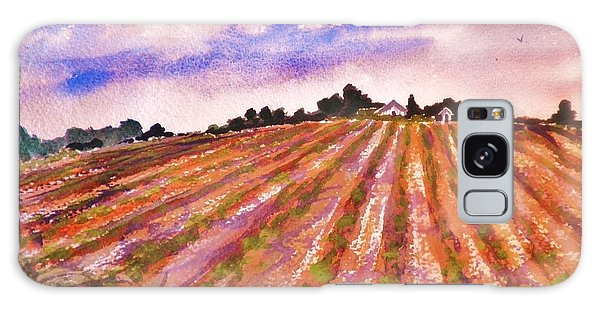 Farm On The Hill Galaxy Case