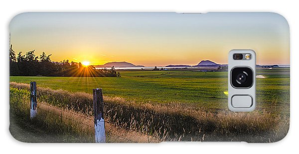 Farm To Market Road Galaxy Case