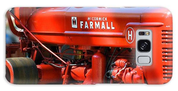 Farm Tractor 11 Galaxy Case by Thomas Woolworth