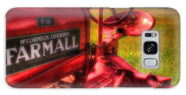 Farmall Morning Galaxy Case