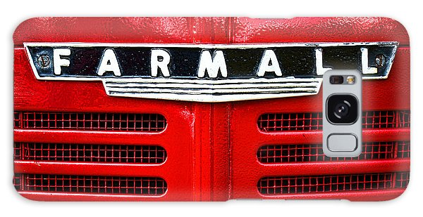 Made Galaxy Case - Farmall by Olivier Le Queinec