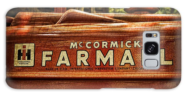 Farmall Tractor Galaxy Case