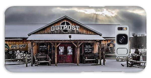 Farmers Inn Outpost Galaxy Case by Anthony Thomas