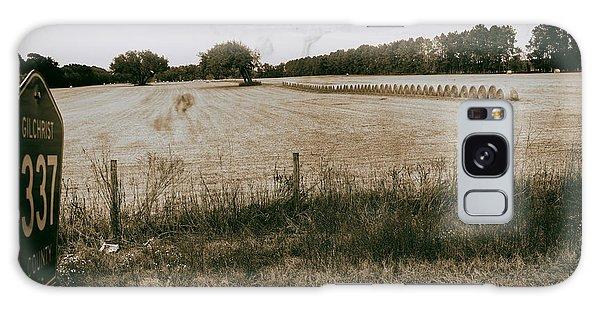 Farming Galaxy Case by Howard Salmon