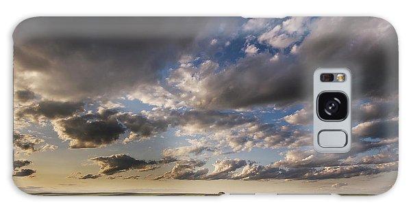 Montana Galaxy Case - Farmland Under A Big Sky by Doug Roane
