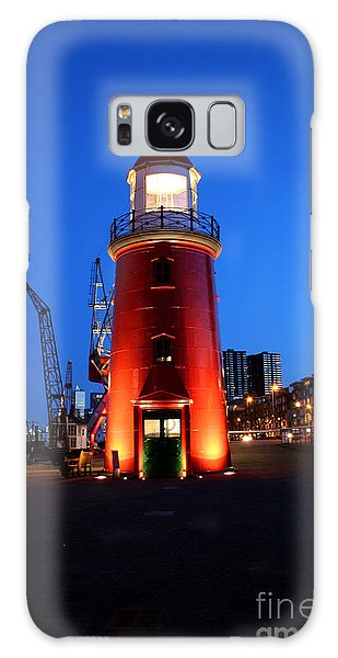 Galaxy Case featuring the photograph Faro Museo De Rotterdam Holland by Francisco Pulido