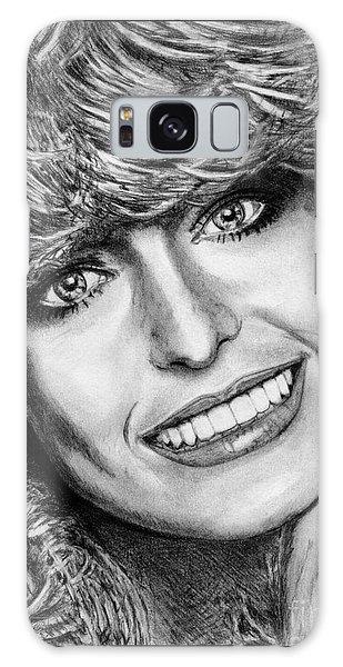 Farrah Fawcett In 1976 Galaxy Case by J McCombie