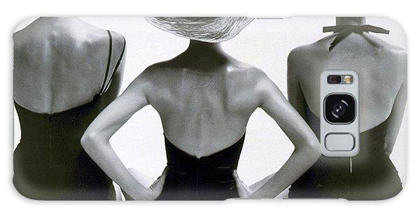 Fashion Models In Swim Suits, 1950 Galaxy Case