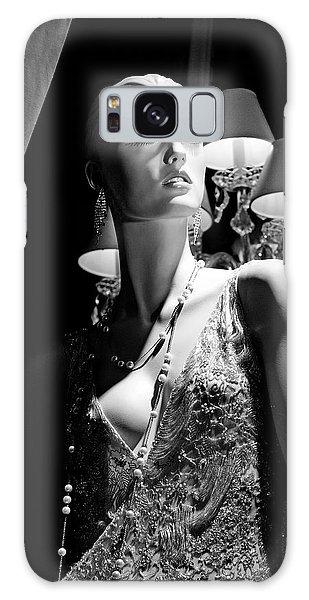 Fashionable Lady Galaxy Case