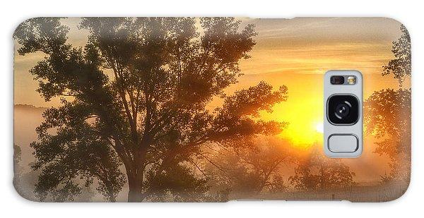 Father's Day Sunrise Galaxy Case