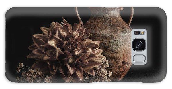 Tint Galaxy Case - Faux Flower Still Life by Tom Mc Nemar