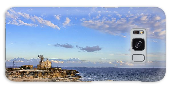 Favignana - Lighthouse Galaxy Case