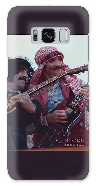 Favorite Of Manny Charlton And Zal Cleminson - Nazareth At Day On The Green 2 - 4th Of July 1979  Galaxy Case