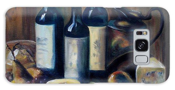 Feast Still Life Galaxy Case by Donna Tuten