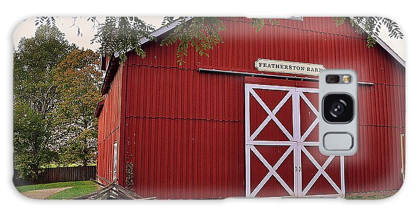 Featherstone Red Barn Galaxy Case
