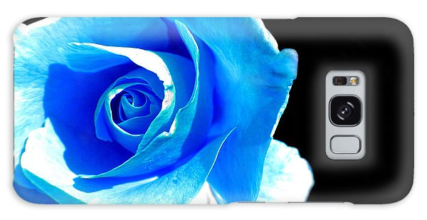 Featured Images Galaxy Case - Feeling Blue by Marianna Mills