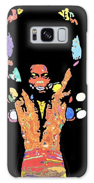 Voodoo Galaxy Case - Fela Kuti by Stormm Bradshaw