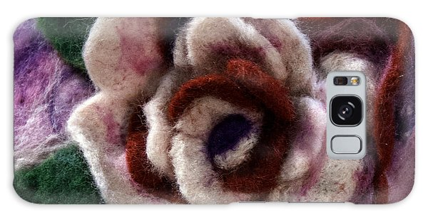 Felted Rose Galaxy Case