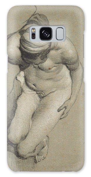Beautiful Girl Galaxy Case - Female Nude  by Jacob Adriensz Backer
