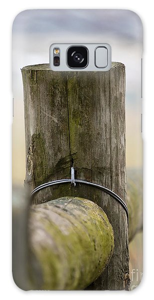 Fence Post Galaxy Case